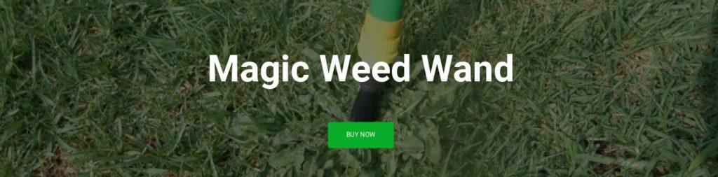 magic weed wand